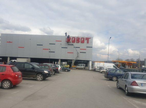 Tržni centar Robot – Doboj Jug