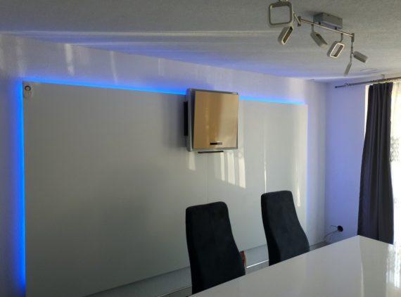LG inverter klima i zidna plazma